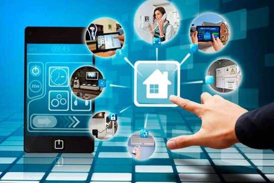 система управления домом через интернет