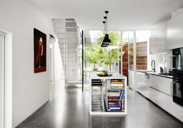 Экологичный компактный дом