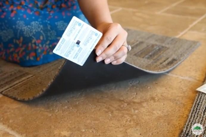 ковровая плитка двустороний скотч