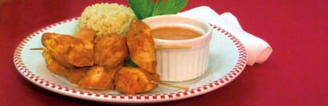 Tandori Chicken with Rice