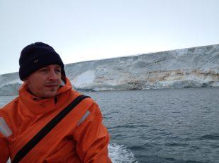 Сергей, наш доктор-спасатель, который чуть не спас тюленя.