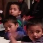 3 niños