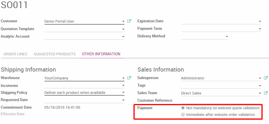 I, mention your name the hr of mention company name writing this letter for our quotation request. Can Customers Approve Sales Orders And Quotations Via The Portal Odoo