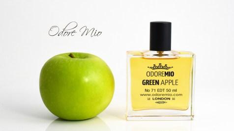 Odore Mio Green Apple Perfume