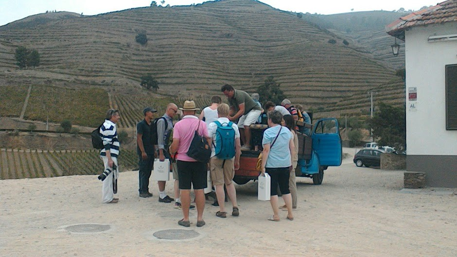 Douro Valley Wine Tour Guide