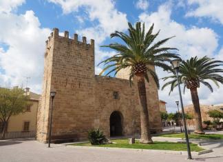 Alcudia na ostrove Malorca