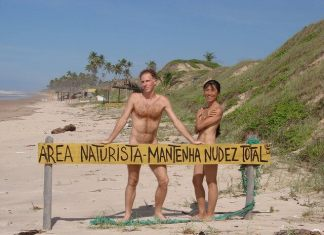 nudaplaz brazilia
