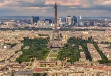 Paríž Eiffelovka