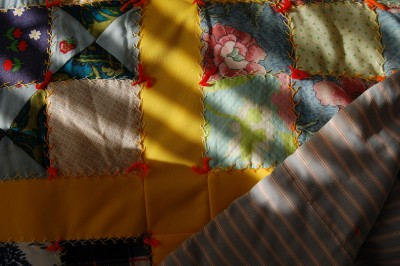 patchwork-povlak