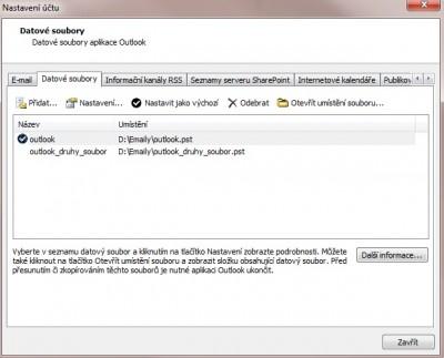 Datový soubor