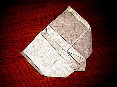 papírová vlaštovka