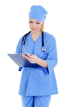 Lékařka