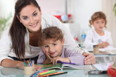 Dítě ve školce