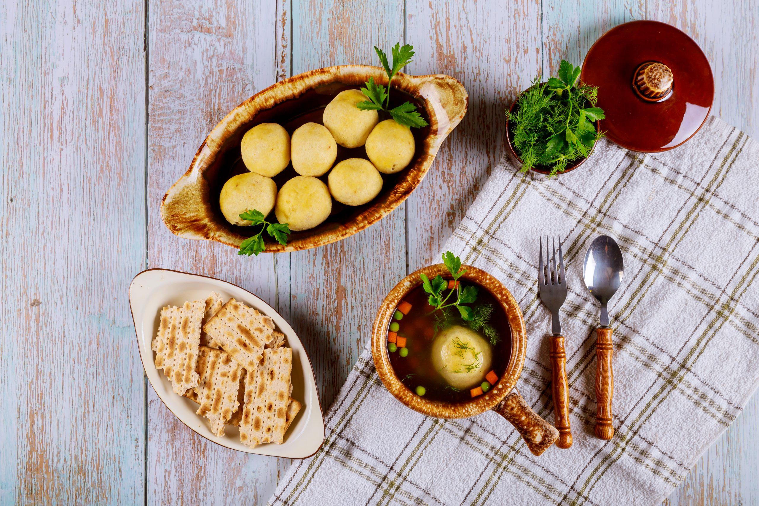 Potrawy kuchni żydowskiej