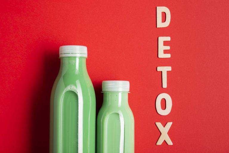 Dieta oczyszczająca. Detox.