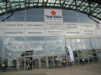 Targi Kielce - Przemysłowa Wiosna 2017