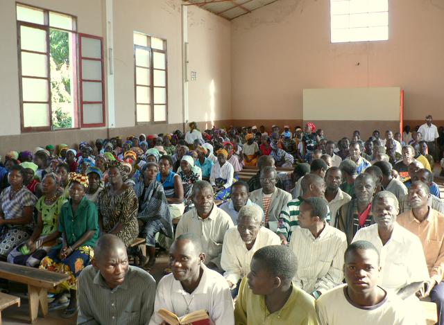 La Comunidad Cristiana de Chiúre (unos cuantos...)