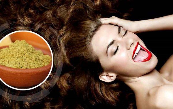 Маска из хны и кефира для волос   о Счастье Здоровье и Красоте