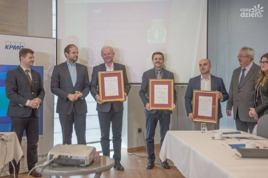 wręczenie nominacji do Złotej Statuetki Lidera Polskiego Biznesu 2017
