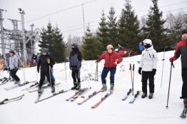 Jeździć na nartach każdy może