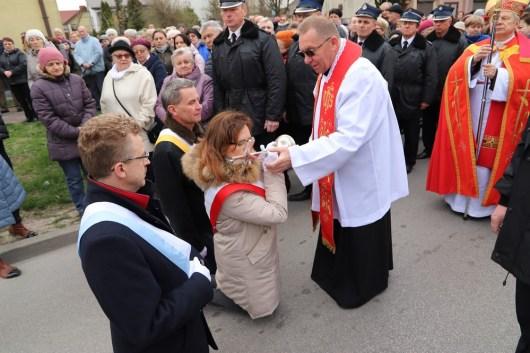 Droga Krzyżowa z Relikwiami Krzyża Świętego