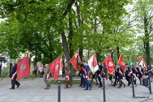 3 maja w Szydłowcu