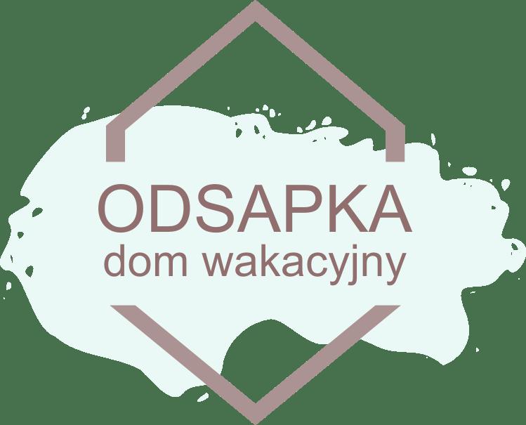 LOGO - Odsapka Dom Wakacyjny nad Miedwiem, Zieleniewo Szczecin