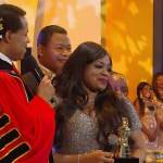 After 5 Years Of Marriage, Gospel Singer, Sinach Finally Becomes A Mother