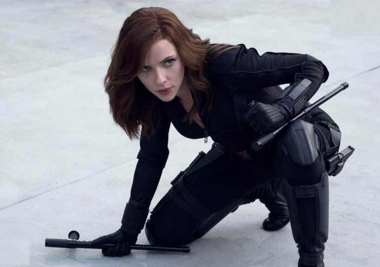 Black Widow trailer coming soon