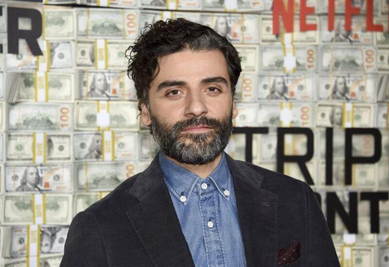 Star Wars actor, Oscar Isaac