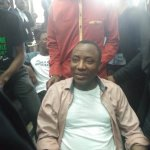 [VIDEO] DSS Disrupts Court Proceedings, Attempts To Rearrest Sowore