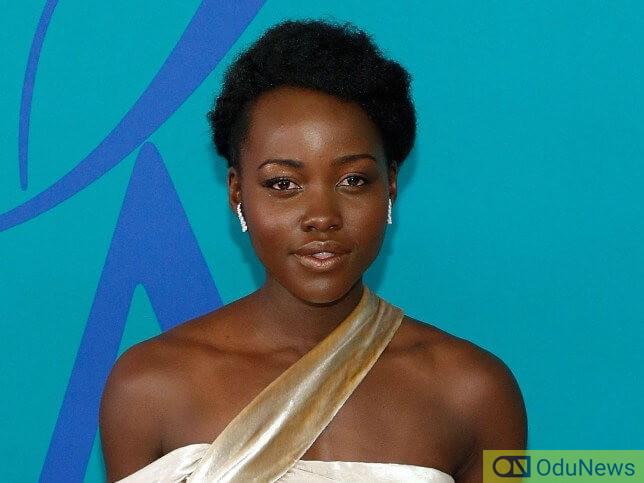 Lupita Nyong'o honored