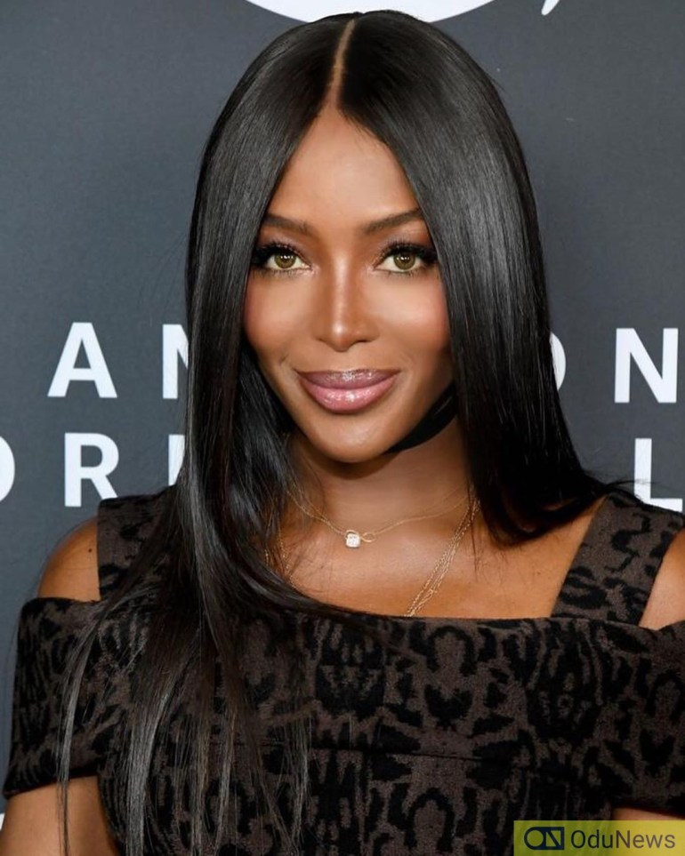 """Naomi Campbell Lashes Out At Grammys For Neglecting """"Afrobeats"""""""