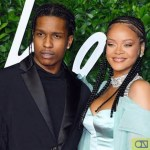 Rihanna Romantically Linked With Rapper A$AP Rocky