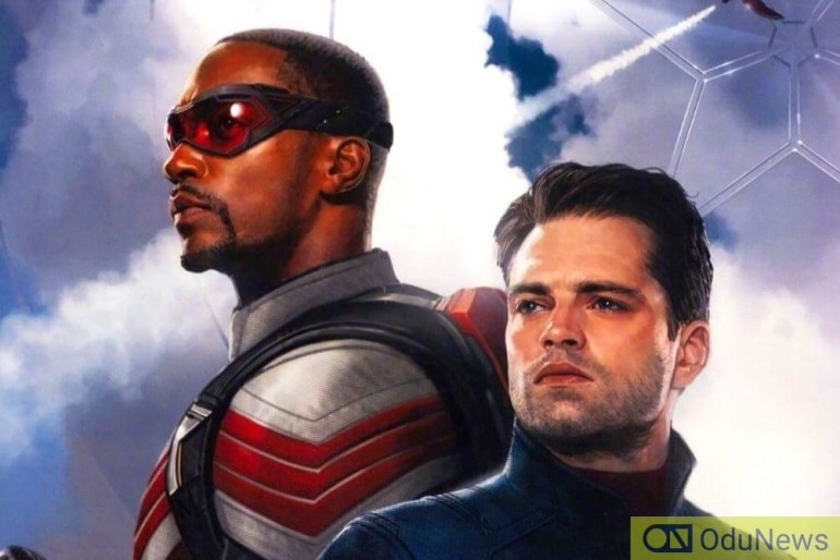 New Captain America seen in The Falcon and the Winter Soldier set picture