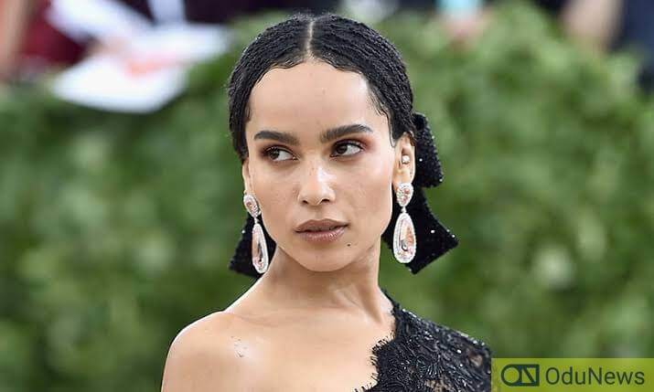 Zoe Kravitz speaks on what Catwoman represents to her