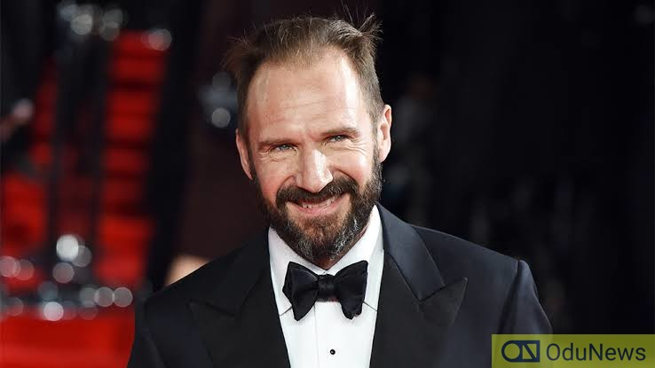 Ralph Fiennes played Lord Voldemort in the HARRY POTTER movies