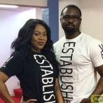 Actress Stella Damasus Mourns Late Mother-In-Law