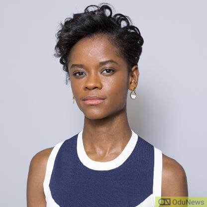 Letitia Wright achieved international fame with Marvel's BLACK PANTHER film