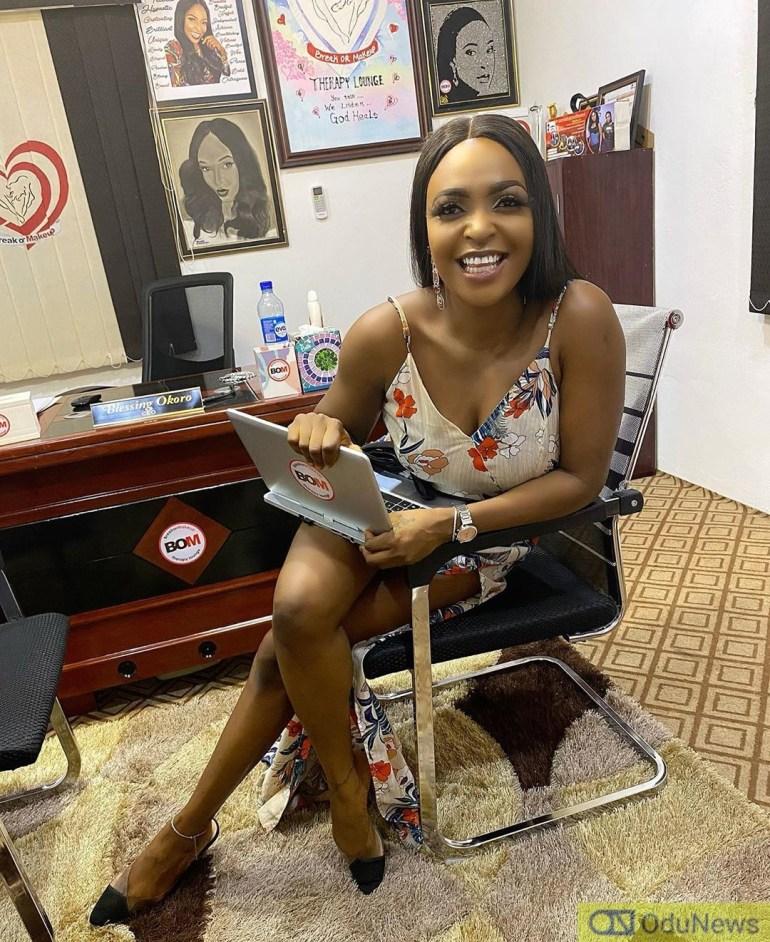 Blogger Nkiruka Okoro Urges Women To Stop Giving Men Money