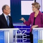 The Moment Elizabeth Warren Wrecked Bloomberg At #DemocraticDebate