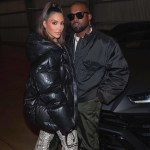 Kim Kardashian & Kanye West's Looks To The 2020 Oscars [PHOTOS]
