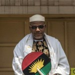 'I Went Too Far'- Nnamdi Kanu Apologizes For Threatening Abia CP's Children