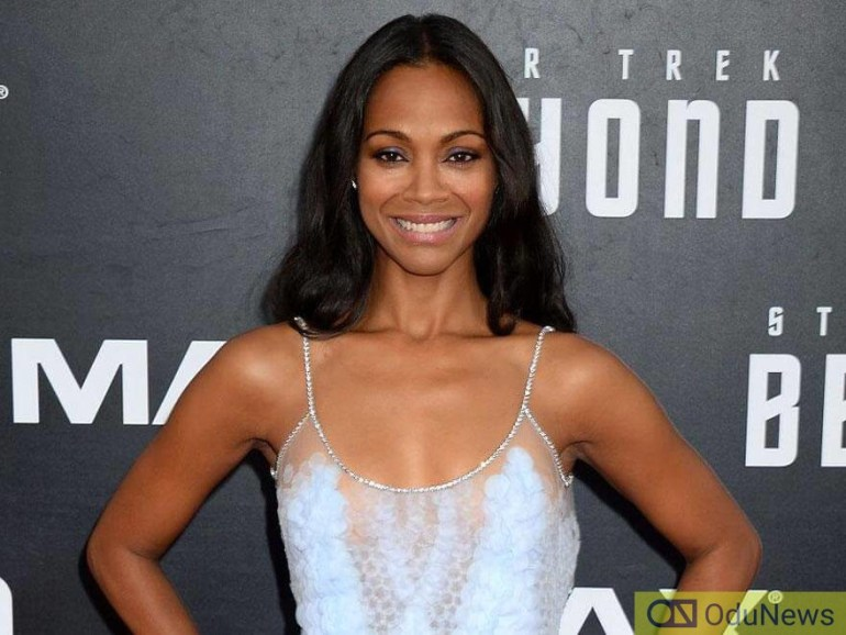 Zoe Saldana joins Casey Affleck's sports drama 'Fencer'