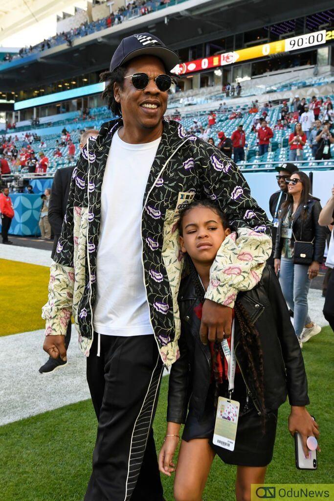 Jay Z,Blue Ivy