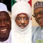 Buhari Ordered Ganduje To Dethrone Sanusi – Kwankwaso
