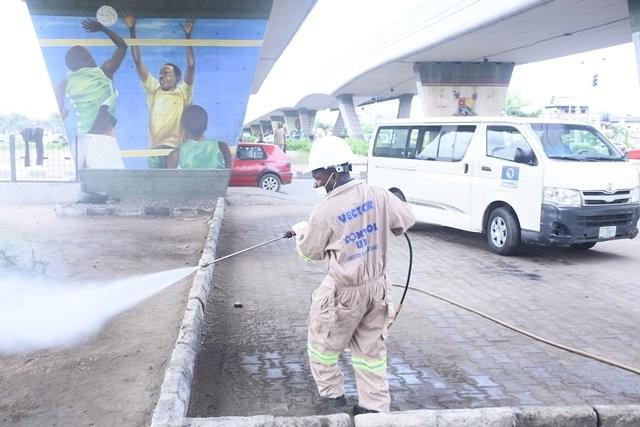 Lagos state handling Coronavirus
