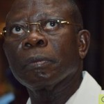 APC Crisis: Oshiomhole Discloses Top APC Members Behind His Troubles