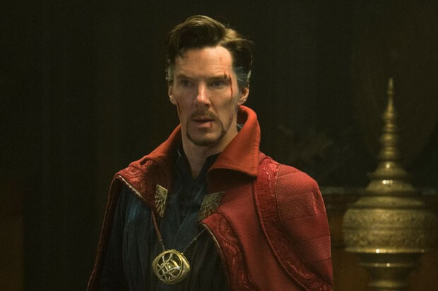 Benedict Cumberbatch will reprise the role of the sorcerer in the sequel