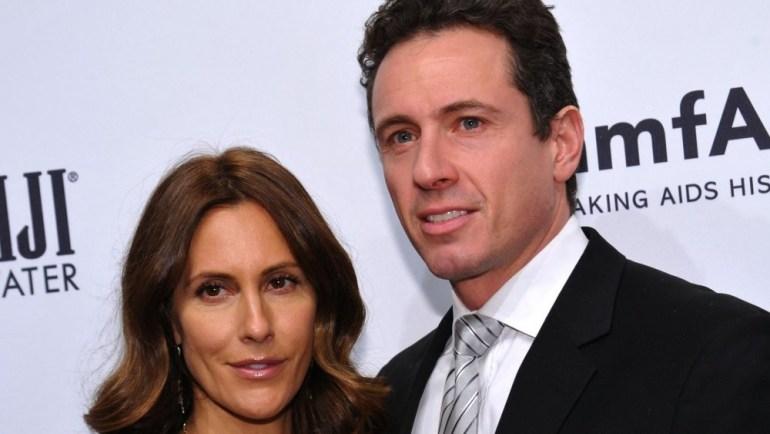 Chris Cuomo and wife Cristina